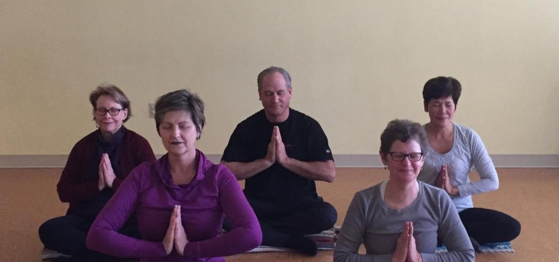 Mindfulness, Movement and Yoga