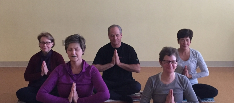 Mindfulness, Movement and Yoga