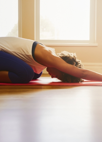 Learn more about the benefits of yoga to the healing process.